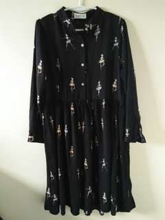 Yomi's Dress