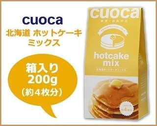 🚚 北海道 couca 自由之丘 couca 鬆餅粉