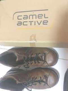 Camel Active Genuine Leather Hand Made ASLI