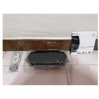 PSP Logitech Playgear Pocket & Sony PSP Remote Control for Earphone