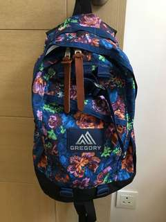 Gregory 藍花 Fineday backpack 16L