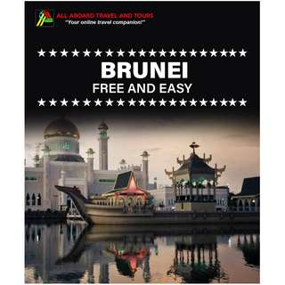 Brunei Free and Easy Land Arrangement for 2 Persons