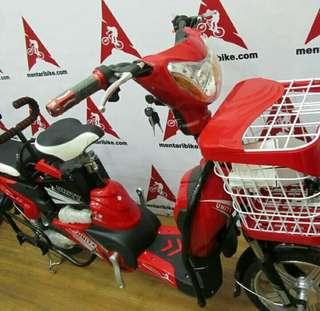 New Sepeda Listrik Selis