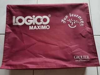 Grolier Logico Maximo COMPLETE SET
