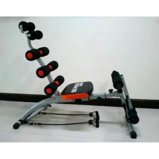 alat fitnes six pack care J toner G toner latihan sit up kaki tangan p