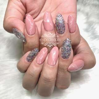 Acrylic/Gel Extensions Promotion! (First time customer only)