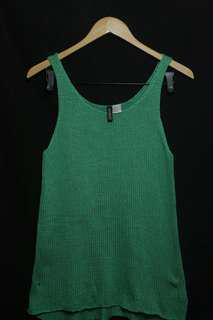 H&M crochet green cover up  * perfect for beach * small - med * used twice