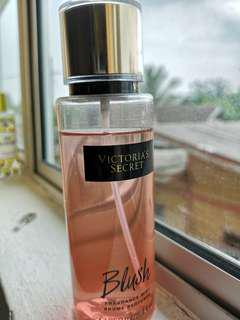 FREEPOSTAGE Victoria Secret BLUSH body mist