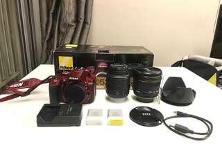 Nikon D5300 w/ sigma 50mm 1:4
