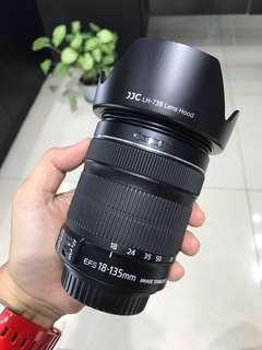 🚚 曙光數位 Canon 18-135mm STM