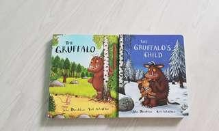 The Gruffalo & The Gruffalo's Child by Julia Donaldson