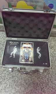 Michael Jackson Rare collection with extra lots of CDs - Mint condition with original box