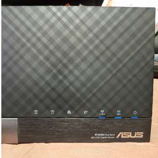Used Asus RT-AC56U Router