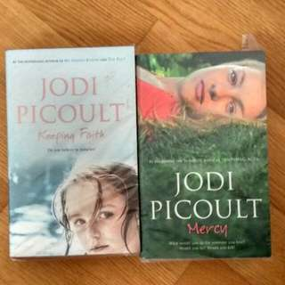 Jodi Picoult Mercy Keeping Faith 2For$5.80 (or$4.90each)