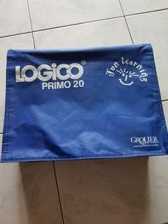 Grolier Logico Primo 20 COMPLETE SET