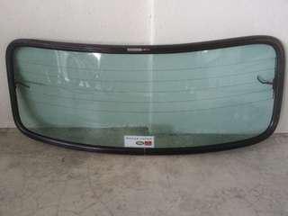 MINI mk3 rear windscreen