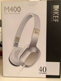 M400 Hi-Fi Headphones