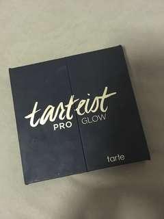 🚚 Tarte tarteist pro glow highlight and contour palette