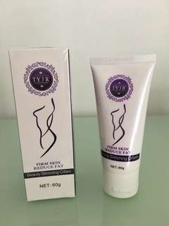 Slimming, Fat Reducing & Firming Cream