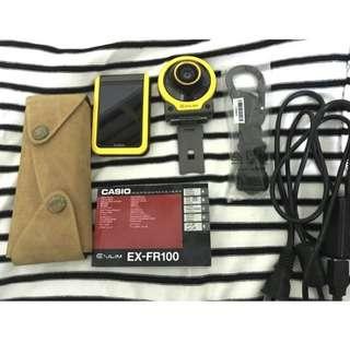 🚚 FR100相機-自拍翻轉相機
