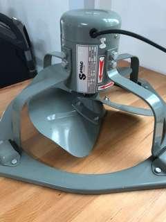 Exhaust fan industrial