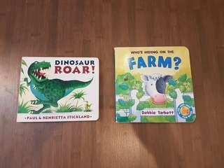 Kids Board Books