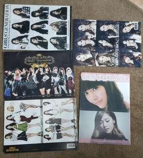 少女時代 Girls' Generation 文件夾 Folder (不散買)