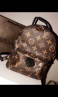 Mini LV backpack