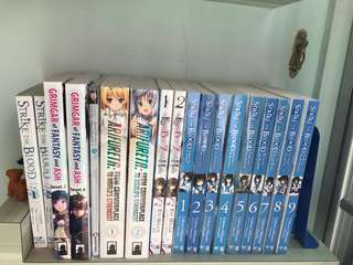 Anime light novels