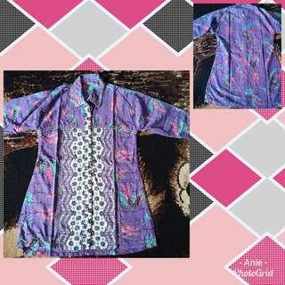 Batik wanita formal/ non formal