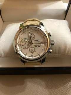 TISSOT Swiss Watches(機械透明底)