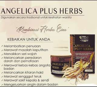 Angelica Herbs (PO)