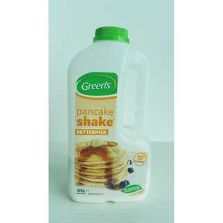 Australia - Pancake Shake - buttermilk favour