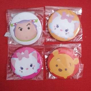 🚚 Tsum Tsum badges
