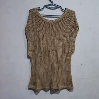 Uniqlo knitted top