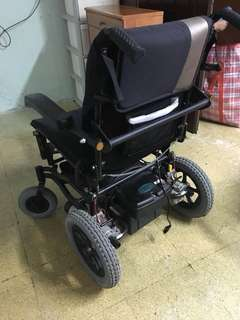 電動輪椅+手動輪椅