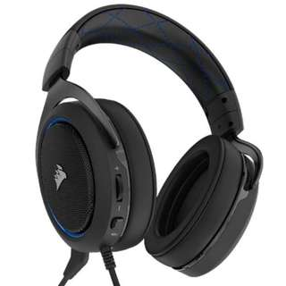 HS50 Stereo Gaming Headset — Blue (AP) - 0.56 KG