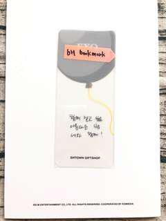 🚚 EXO Baekhyun Bookmark from SUM COEX