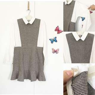 Two tone Dress size M