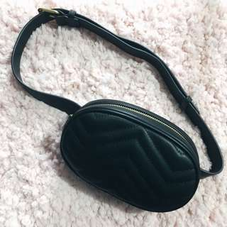Gucci Marmont Belt Bag dupe