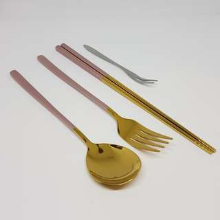 Minimalist Dinner Cutlery Set