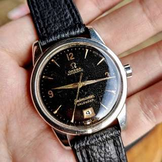 *Reduced* Omega Seamaster Calender