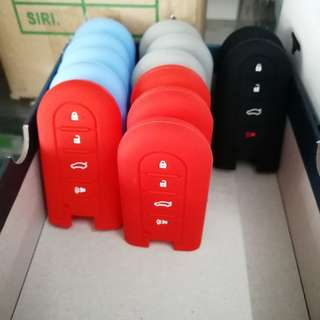 Myvi & Bezza key holder silicone