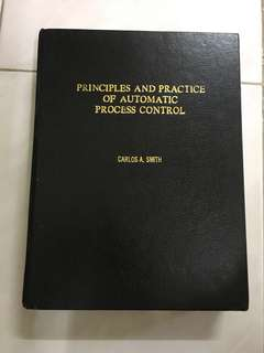 PRINCIPLES AND PRACTICE OF AUTOMATIC PROCESS CONTROL - SECOND EDITION