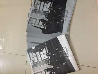 Red Velvet clear file set (官方週邊)