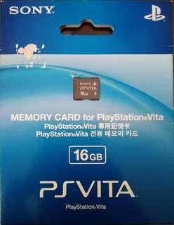 PS Vita 16GB Memory Card MMC