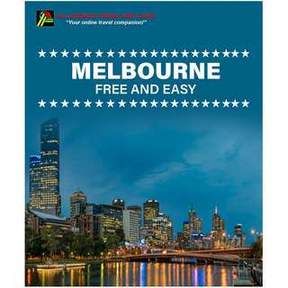 Melbourne Free and Easy Land Arrangement for 2 Persons