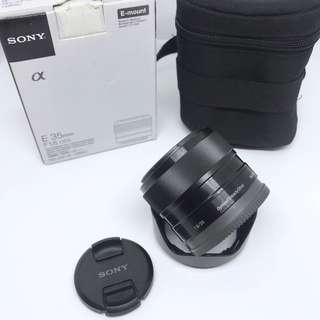 SONY 35MM F1.8 EMOUNT