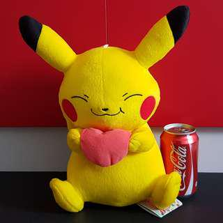 Banpresto Pokemon Pikachu UFO Catcher Prize from Japan
