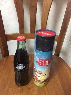 可口可樂50週年